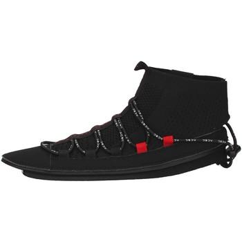Sapatos Mulher Sapatilhas de cano-alto Acbc SKLA107 Preto