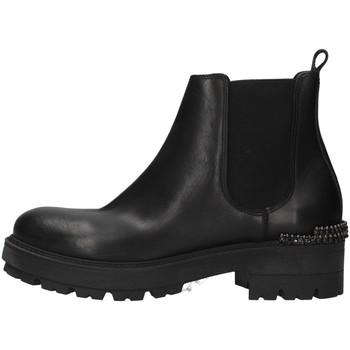 Sapatos Mulher Botins Zoe WAR24 Preto
