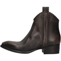 Sapatos Mulher Botins Zoe NEWTOP02/P Castanho