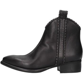 Sapatos Mulher Botas baixas Zoe NEWTOP02/P Preto