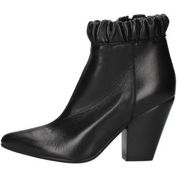 Sapatos Mulher Botins Zoe NIKY60 Preto