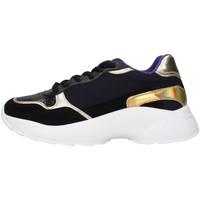 Sapatos Mulher Sapatilhas Gold&gold GA136 Preto