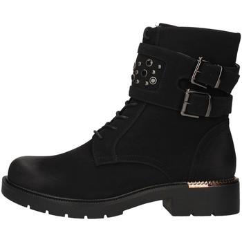 Sapatos Mulher Botas baixas Gold&gold GR63 Preto