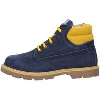 Sapatos Mulher Sapatilhas de cano-alto Balducci MATR1864 Azul