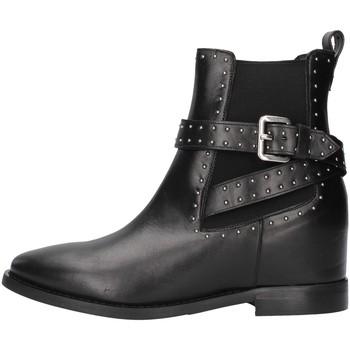 Sapatos Mulher Botins Albano 1222 Preto