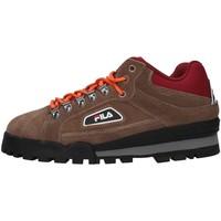 Sapatos Homem Sapatos Fila 1010704 Bege