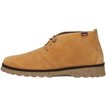 Sapatos Homem Botas baixas CallagHan 40002 Bege
