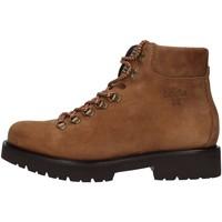 Sapatos Homem Botas baixas CallagHan 16503 Castanho
