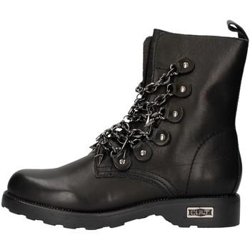 Sapatos Mulher Botas baixas Cult CLE104116 Preto