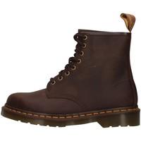 Sapatos Botas baixas Dr Martens 1460 Castanho