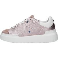 Sapatos Mulher Sapatilhas Ed Parrish CKLDRO11 Rosa
