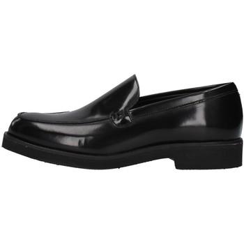 Sapatos Homem Mocassins Gino Tagli 650MIC Preto