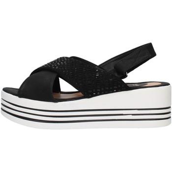 Sapatos Mulher Sandálias Energy 625 Preto