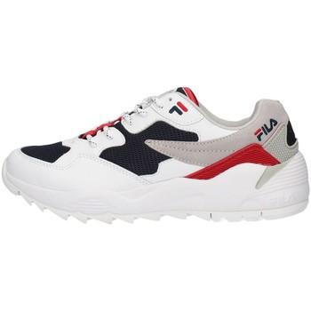 Sapatos Homem Sapatilhas Fila 1010588 Branco