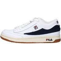 Sapatos Homem Sapatilhas Fila 1010496 Branco