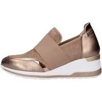 Sapatos Mulher Sapatilhas Melluso R20413 Bege