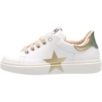 Sapatos Rapaz Sapatilhas Sho.e.b. 76 - Sneaker bianco/plt 1234 BIANCO