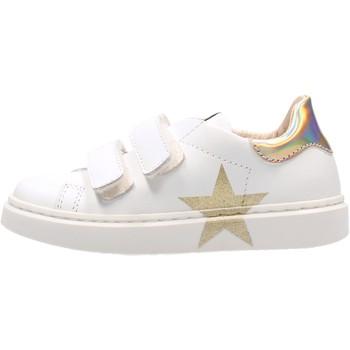 Sapatos Rapaz Sapatilhas Sho.e.b. 76 - Sneaker bianco 1235 BIANCO