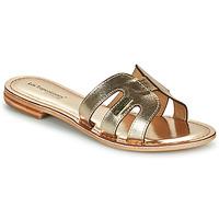 Sapatos Mulher Chinelos Les Tropéziennes par M Belarbi DAMIA Ouro