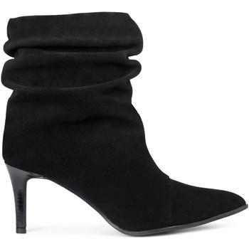 Sapatos Mulher Botas Paco Gil LORENA Preto
