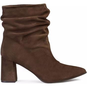 Sapatos Mulher Botas Paco Gil LORENA Castanho