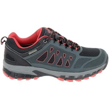 Sapatos Homem Sapatilhas de corrida Elementerre Izulu Noir Rouge Preto