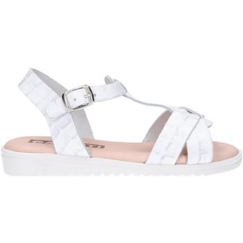 Sapatos Rapariga Sandálias Garatti AN0095 Blanco