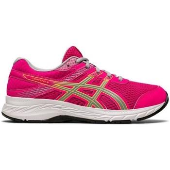 Sapatos Criança Sapatilhas Asics Gel Contend 6 GS Vermelho