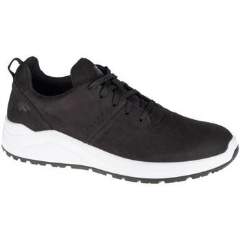 Sapatos Homem Sapatilhas 4F OBML251 Branco, Preto