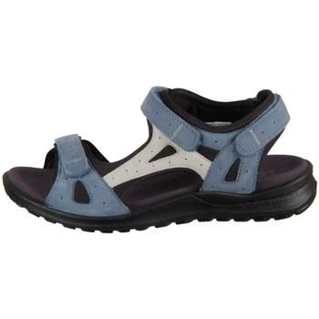 Sapatos Mulher Sandálias Legero 06007328600 Preto, Azul