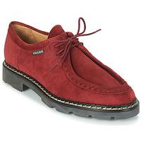Sapatos Homem Sapatos Pellet Macho Vermelho