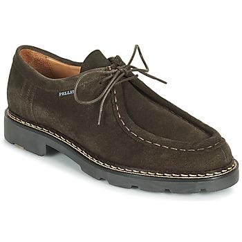 Sapatos Homem Sapatos Pellet Macho Cinza