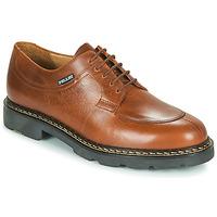 Sapatos Homem Sapatos Pellet Montario Castanho