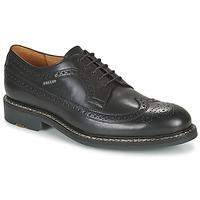 Sapatos Homem Sapatos Pellet NORMAN Preto