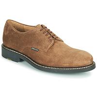 Sapatos Homem Sapatos Pellet Nautilus Castanho