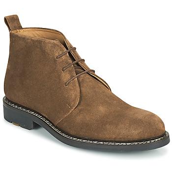Sapatos Homem Sapatos Pellet MIRAGE Castanho