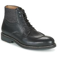 Sapatos Homem Botas baixas Pellet ROLAND Preto