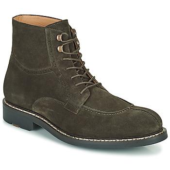 Sapatos Homem Botas baixas Pellet ROLAND Cinza