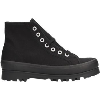 Sapatos Sapatilhas de cano-alto Superga - 2341 alpina nero S00GXG0 2341 996 NERO