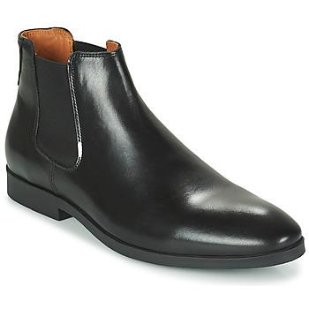 Sapatos Homem Botas baixas Pellet BILL Preto