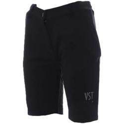 Textil Mulher Shorts / Bermudas Les voiles de St Tropez  Preto