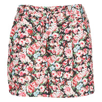 Textil Mulher Shorts / Bermudas Betty London OULALA Preto / Rosa