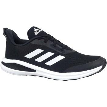Sapatos Criança Sapatilhas de corrida adidas Originals Fortarun Preto