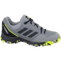Sapatos Criança Sapatos de caminhada adidas Originals Terrex Hyperhiker K Cinzento