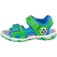 Sapatos Rapaz Sandálias Superfit Mike 30 Verde, Azul
