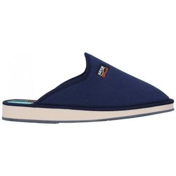 Sapatos Mulher Chinelos Doctor Cutillas 24520 Mujer Azul marino bleu