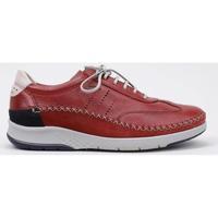 Sapatos Homem Sapatos Fluchos  Vermelho