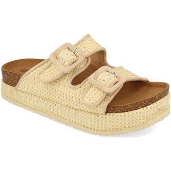 Sapatos Mulher Chinelos Ainy M-185 Beige