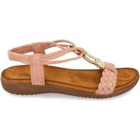 Sapatos Mulher Sandálias Clowse VR1-261 Rosa