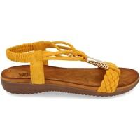 Sapatos Mulher Sandálias Clowse VR1-261 Amarillo